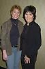 Joyce Dewitt and Erin Moran at comic Book Jan 2005