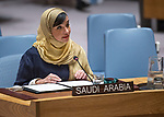 Security Council meeting Women and peace and security