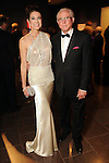 """Karen and Mel Payne at the Museum of Fine Arts Houston's 2013 Grand Gala """"India"""" Friday Oct. 04,2013.(Dave Rossman photo)"""