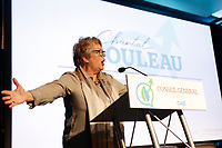 chantal Rouleau<br />  Premier jour du conseil general de la Coalition Avenir Quebec<br /> , le 25 mai 2019.<br /> <br /> PHOTO :  Agence Quebec Presse