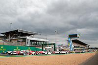 24 Hours of Le Mans , Group Photo, Circuit des 24 Heures, Le Mans, Pays da Loire, France