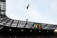 Harrison, NJ - Friday Sept. 01, 2017: Fly over prior to a 2017 FIFA World Cup Qualifier between the United States (USA) and Costa Rica (CRC) at Red Bull Arena.