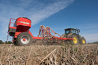 28.9.2020 Direct drilling Winter barley in Lincolnshire <br /> ©Tim Scrivener Photographer 07850 303986<br />      ....Covering Agriculture In The