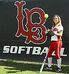 Long Beach State Womens Softball Team.