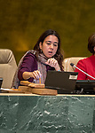 General Assembly Seventy-second session, 28th plenary meeting<br /> Report of the Secretary-General on the work of the Organization (A/72/1)<br /> <br /> Closing of today GA (A/72/1)
