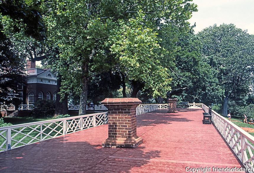 Thomas Jefferson: Monticello.  Photo '85.