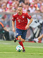 Franck RIBERY, FCB 7   <br /> FC BAYERN MUENCHEN - VFB STUTTGART 1-4<br /> Football 1. Bundesliga , Muenchen,12.05.2018, 34. match day,  2017/2018, , 28.Meistertitel, <br />   *** Local Caption *** © pixathlon<br /> Contact: +49-40-22 63 02 60 , info@pixathlon.de