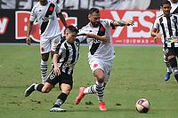 Rio de Janeiro (RJ), 16/05/2021 - Botafogo-Vasco - Leandro Castan jogador do Vasco,durante partida contra o Botafogo,válida pelas finais da Taça Rio,realizada no Estádio Nilton Santos (Engenhão), na zona norte do Rio de Janeiro,neste domingo (16).