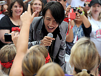 SMG_NY1_Arnel Pineda_Journey_NBC Today_072911_06.JPG<br /> <br /> NEW YORK, NY - JULY 29:  Arnel Pineda of Journey performs on NBC's 'Today' at Rockefeller Center on July 29, 2011 in New York City.   (Photo By Storms Media Group)<br />  <br /> People:   Arnel Pineda<br /> <br /> Must call if interested<br /> Michael Storms<br /> Storms Media Group Inc.<br /> 305-632-3400 - Cell<br /> 305-513-5783 - Fax<br /> MikeStorm@aol.com