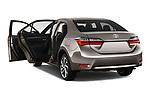 Car images of 2017 Toyota Corolla Lounge 4 Door Sedan Doors