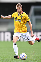 Thomas Ouwejan of Udinese <br /> during the Serie A football match between Hellas Verona and Udinese Calcio at Marcantonio Bentegodi Stadium in Verona (Italy), September 27th, 2020. Photo Image Sport / Insidefoto