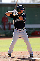 Rich Poythress - Seattle Mariners 2009 Instructional League. .Photo by:  Bill Mitchell/Four Seam Images..