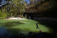 Hamilton Pool Nature Preserve - Natural Waterfall Cave Pool Stock Photo Image Gallery