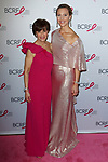 """L-R Myra Biblowit and Kinga Lampert attend The Breast Cancer Research Foundation """"Super Nova"""" Hot Pink Party on May 12, 2017 at the Park Avenue Armory in New York City."""