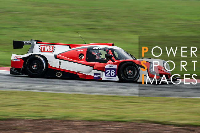 Tockwith Motorsports, #26 Ligier JSP3, driven by Nigel Moore and Phil Hanson in action during the Free Practice 1 of the 2016-2017 Asian Le Mans Series Round 1 at Zhuhai Circuit on 29 October 2016, Zhuhai, China.  Photo by Marcio Machado / Power Sport Images