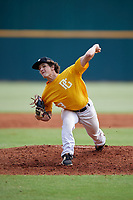 Dillon Haines (13) of Episcopal High School in St. Augustine, FL during the Perfect Game National Showcase at Hoover Metropolitan Stadium on June 18, 2020 in Hoover, Alabama. (Mike Janes/Four Seam Images)