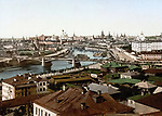 General view; Moscow; Russia