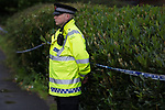 © Joel Goodman - 07973 332324 . 10/09/2011 . Salford , UK . Police and scenes of crime examiners at the Wellington Pub in Ordsall where Lee Erdmann, 37, was fatally shot in the back early this morning (10th September 2011) . Photo credit : Joel Goodman