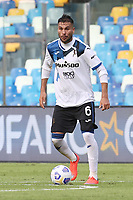 Jose Luis Palomino of Atalanta BC<br /> during the Serie A football match between SSC Napoli and Atalanta BC at stadio San Paolo in Napoli (Italy), October 17th, 2020. <br /> Photo Cesare Purini / Insidefoto