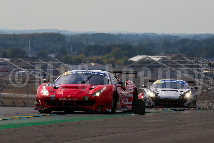 #67 KESSEL RACING (CHE) FERRARI 488 GT3 MURAT CUHADAROGLU (TUR) NICOLA CADEI (ITA)