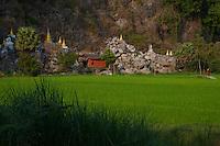 Hpa An, Myanmar Burma