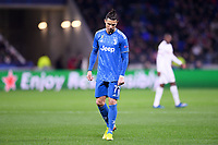 07 CRISTIANO RONALDO (JUV) dejection <br /> Lyon 26/02/2020 OL Stadium Decines <br /> Football Champions League 2019//2020 <br /> Round of 16 1st Leg <br /> Olympique Lionnais Lyon - Juventus <br /> Photo Philippe LECOEUR/Panoramic/Insidefoto