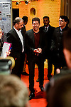 Atletico de Madrid's coach Diego Pablo Simeone attends to the photocell of the Marca Awards 2015-2016 at Florida Park in Madrid. November 07, 2016. (ALTERPHOTOS/Borja B.Hojas)