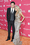 Chuck Wicks  & Julianne Hough at The 44th Annual Academy Of Country Music Awards held at The MGM Grand Arena in Las Vegas, California on April 05,2009                                                                     Copyright 2009 RockinExposures