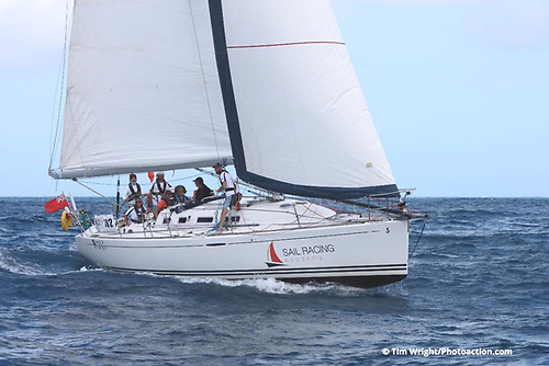 Sail Racing Academy on board their First 40.7 Escapado