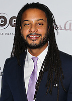 LOS ANGELES, CA, USA - NOVEMBER 18: Brandon Jay McLaren arrives at the Los Angeles Premiere Of Bravo's 'Girlfriends' Guide to Divorce' held at the Ace Hotel on November 18, 2014 in Los Angeles, California, United States. (Photo by Celebrity Monitor)