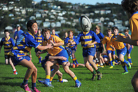 130504 Wellington Schools Rugby - Rongotai College Under-55kg v St Bernards College