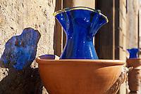 Italien, Toskana, Colle Val d'Elsa, Glas