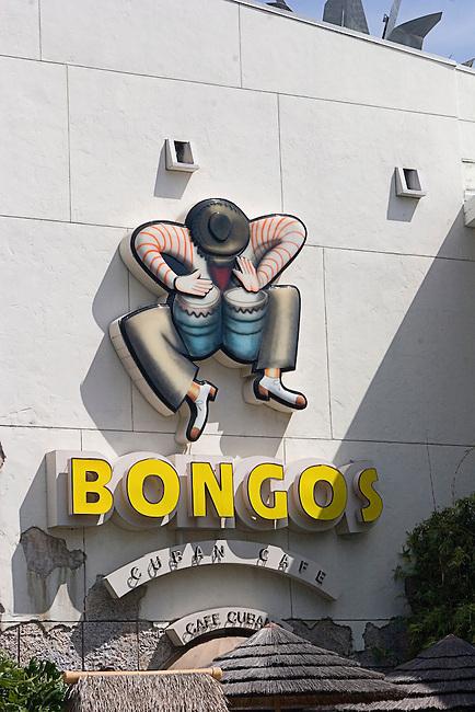 Bongos Restaurant, Disney Marketplace, Orlando, Florida