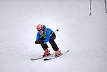 Challenge Mer et Montagne 2012, Saint Gervais les Bains, Mont Blanc, Haute Savoie, France..Ski Super Geant..Aymeric Clouet