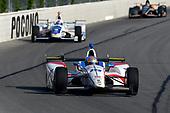 Verizon IndyCar Series<br /> ABC Supply 500<br /> Pocono Raceway, Long Pond, PA USA<br /> Saturday 19 August 2017<br /> Ed Jones, Dale Coyne Racing Honda<br /> World Copyright: Gavin Baker<br /> LAT Images