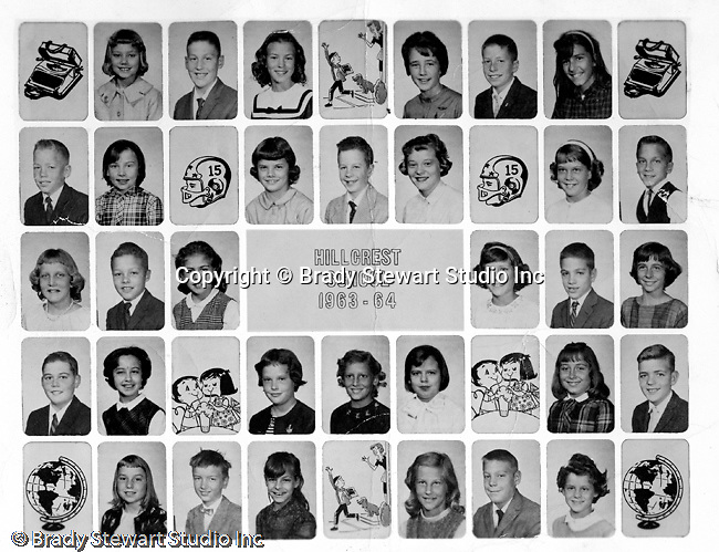 Bethel Park PA:  4th Grade Class at Hillcrest Elementary School on Bethel Church Road.  Miss Warbaugh was our teacher.  I remember some of my classmates; Mike Stewart, Jeff Sweet, Mike Tarbet, Cathy Shoemaker, Steven Stewart, Glenn Eisaman, Bob Bassett, Gary Glousser