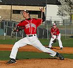 2011 High school Baseball - Russellville vs Har-ber