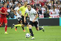 Mesut Özil (D) - EM 2016: Deutschland vs. Polen, Gruppe C, 2. Spieltag, Stade de France, Saint Denis, Paris