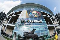 Photo before the match Colombia vs Costa Rica, Corresponding to  Group -A- of the America Cup Centenary 2016 at NRG Stadium.<br /> <br /> Foto previo al partido Colombia vs Costa Rica, Correspondiente al Grupo -A- de la Copa America Centenario 2016 en el Estadio NRG , en la foto: Vista General NRG Stadium<br /> <br /> <br /> 11/06/2016/MEXSPORT/Jorge Martinez.