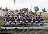 JFL Fieldcrest Team and Individuals 8/15/18