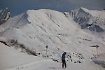 Zurs Ski Area, St Anton, Austria