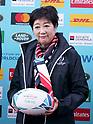 Tokyo Rugby Caravan