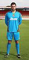 Steve Arnold of Stevenage<br />   Stevenage FC Team Photoshoot - Lamex Stadium, Stevenage - 16th July, 2013<br />  © Kevin Coleman 2013