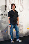 """Emilio Palacios during the photocall of the start filming the spanish film """"1898. Los ultimos de Filipinas"""" in Madrid. May 05, 2016. (ALTERPHOTOS/BorjaB.Hojas)"""