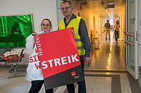 2017/09/19 Berlin | Charité | Streik