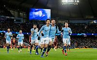 Manchester City v TSG 1899 Hoffenheim - Champions League - 12.12.2018