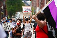 Delta Foundation Protest