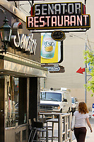 Senator restaurant, 249 Victoria St. in downtown Toronto.....    photo by Pierre Roussel - Images Distribution