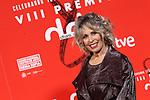 Actress Miriam Diaz Aroca attends Dias de Cine awards 2021 at the Reina Sofia Art Museum on January 20, 2020 in Madrid, Spain.(AlterPhotos/ItahisaHernandez)