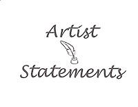 Artist Statements